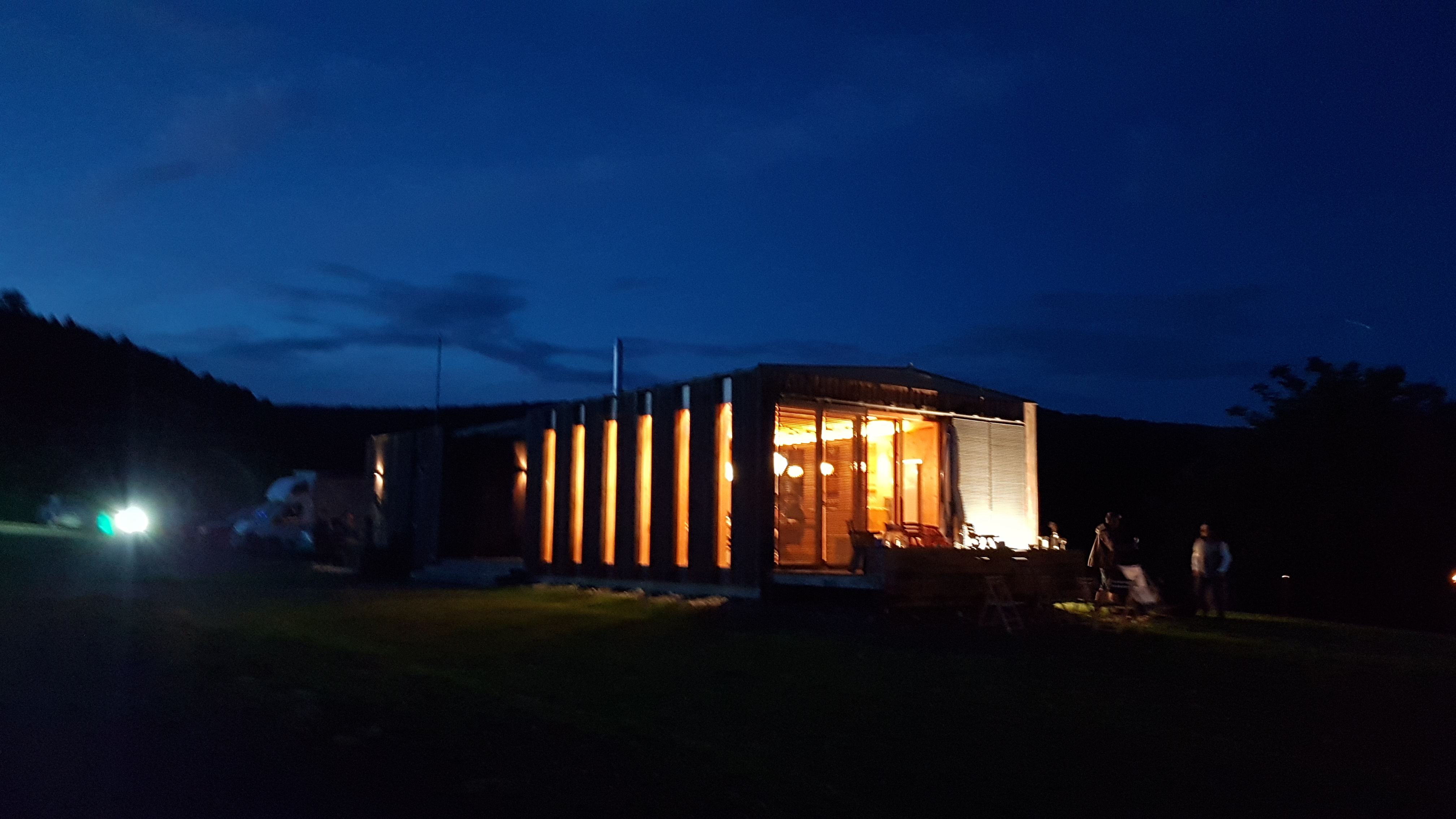 Liliac Lodge seara