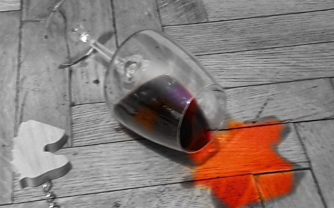 Florile răului- Defectele vinului