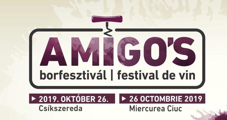 De la distribuție la educație: Târgul de vin Amigo & Intercost de la Miercurea Ciuc