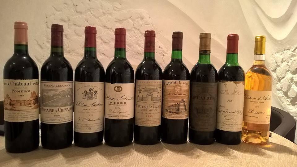 Vinul vechi e cel mai bun